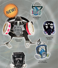 Advantage� Cartridge Style Respirators