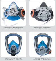 MSA Respirator Fit Test Compliance Reference